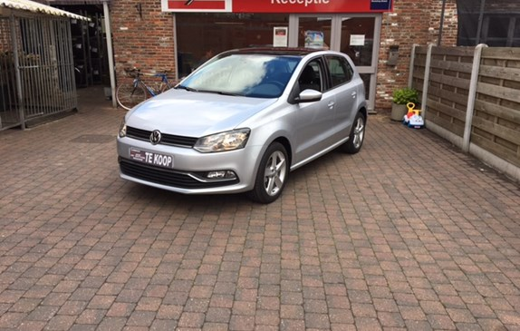 Volkswagen polo 1 2 tsi comfortline for Garage ben autos