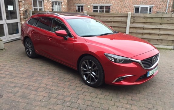 Mazda 6 skyactive g 192 pk for Garage ben autos